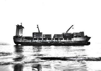 barco b/n